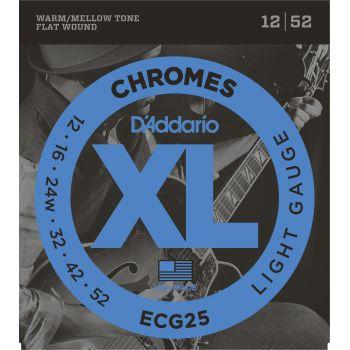 D Addario ECG-25 (012-052) Cuerda Guitarra Eléctrica