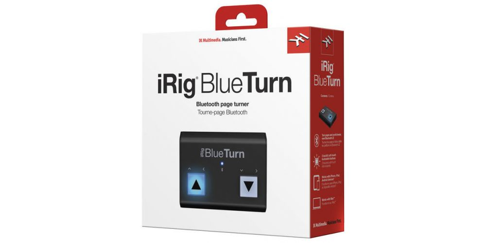ik multimedia blue turn packaging