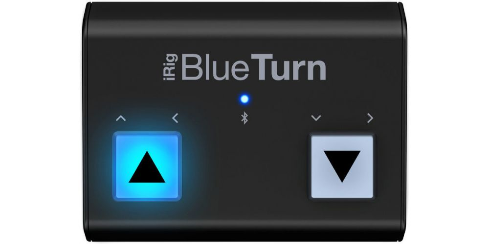 ik multimedia blue turn
