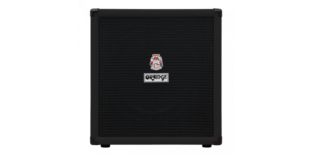 Orange Crush Bass 100 Black front
