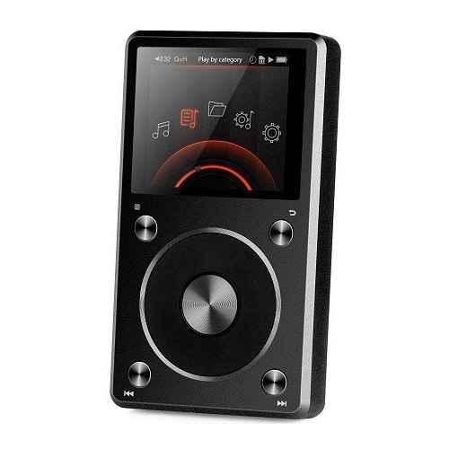 FIIO X5 II Portable HD Player Negro