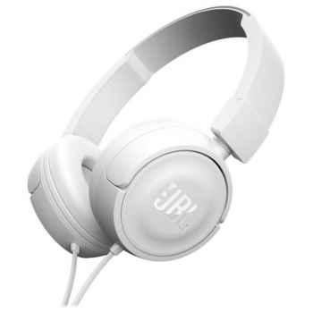 JBL T450WHT Auricular Blanco