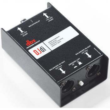 DBX DJDI Caja Directa Pasiva de 2 Canales