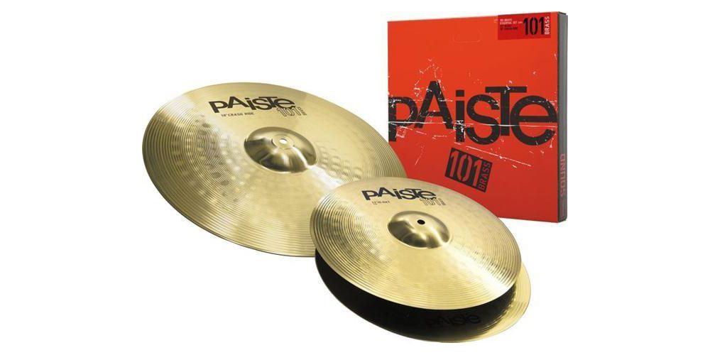 Paiste 101 Brass Essential Set 13 18