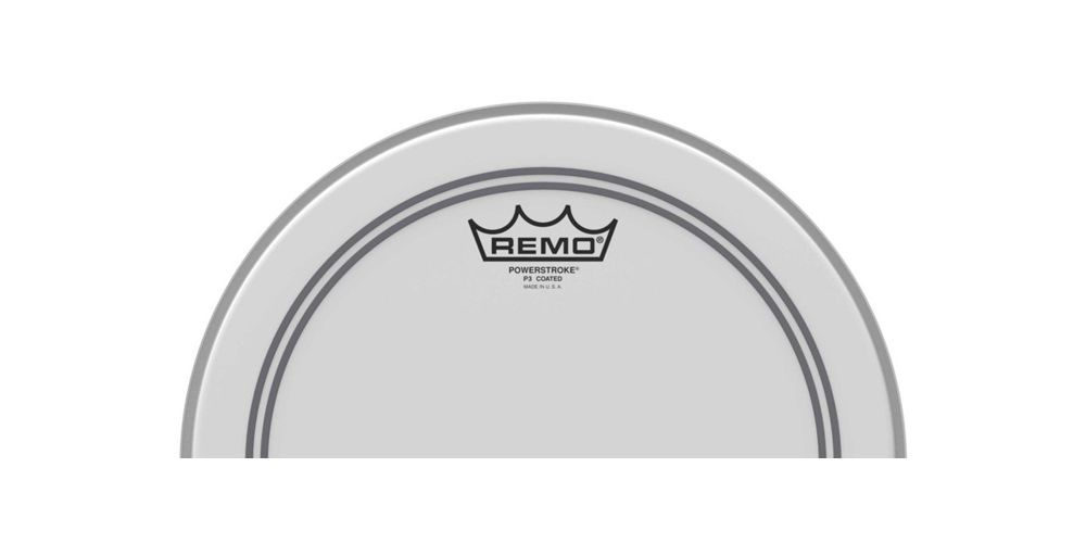 remo powerstroke 3 coated logo