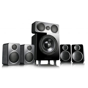 WHARFEDALE DX-2  Altavoces Home Cinema 5.1 Negro