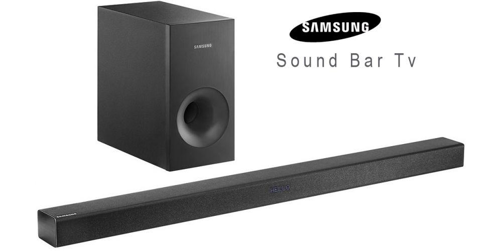 HW K360 SAMSUNG barra de sonido
