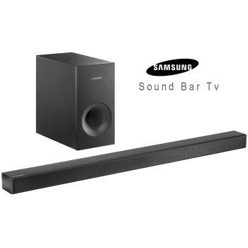 SAMSUNG HW-K360 ZF Barra de sonido inalambrica Bluetooth con Subwoofer 130W ( REACONDICIONADO )