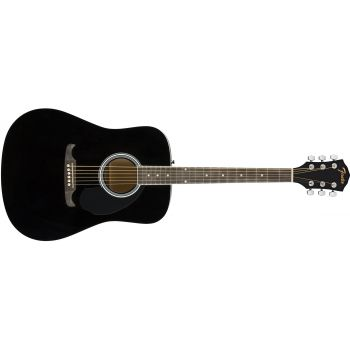 Fender FA-125 Dreadnought Black