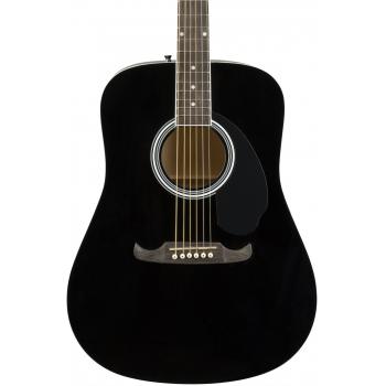 Fender FA-125 Guitarra Acústica Black