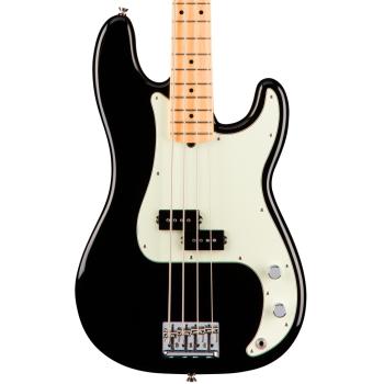 Fender American Pro Precision Bass MN Black