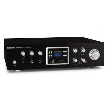 Fonestar AS-123RUB Amplificador karaoke MP3/FM/BT