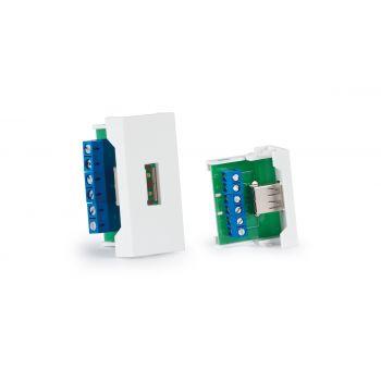 Fonestar WP-32U Panel de conexión USB A