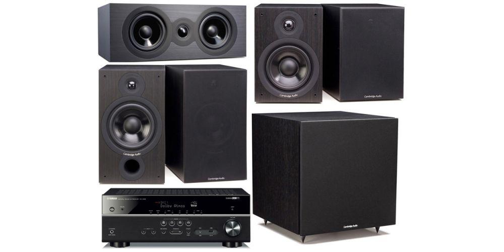 yamaha rxv585 Cambridge Audio SX  60 cinema pack black sx60 sx70 sx50