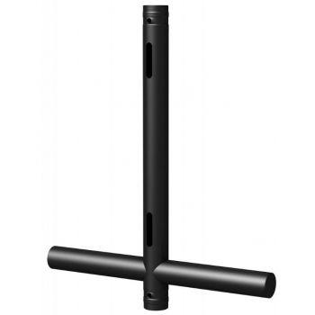 Beamz Professional Colgador T 450 x 500 x 48mm 100kg Negro 182352