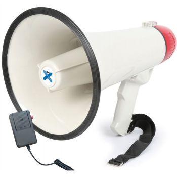 Vonyx MEG040 Megáfono 40W Grabación Sirena Micrófono 952007