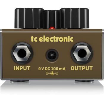 Tc electronic HONEY POT FUZZ Pedal Efectos