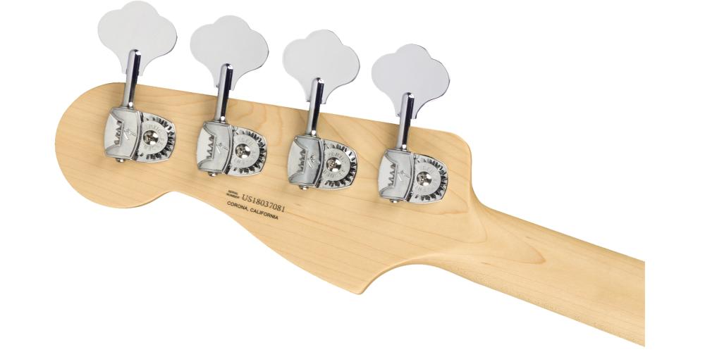 Fender AM PERF P BASS MN SATIN LPB mastil back