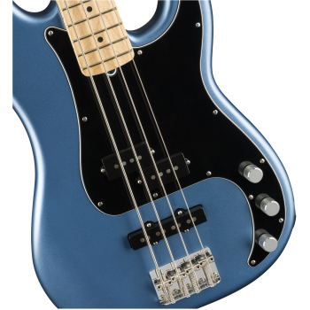Fender American Performer Precision Bass MN Satin Lake Placid Blue