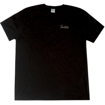 Gretsch P&F 45 Graphic T-Shirt Black Talla L