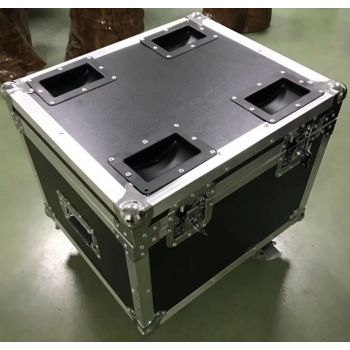 Beamz Fci604 Flightcase Para 4pcs Ignite60 150381