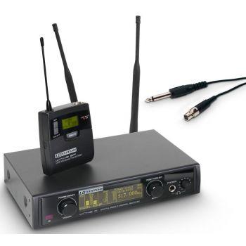 Ld Systems Win 42 Bpg B 5 Sistema Inalámbrico Con Petaca  Banda 5 516 - 558 Mhz