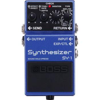 Boss SY1 Pedal Sintetizador