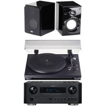 TEAC NP-H750B+TN200+LSH265 Conjunto audio