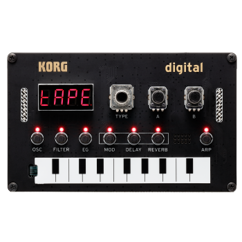 Korg NTS-1 Digital Kit Sintetizador