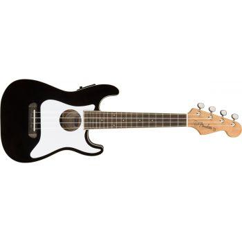 Fender Fullerton Stratocaster Ukelele Black