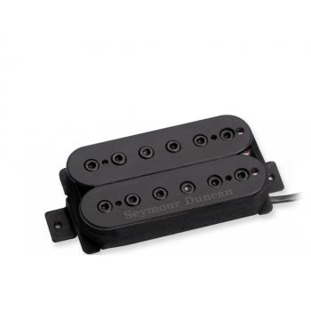 Seymour Duncan MARK HOLCOMB Alpha Mastil Negro Pastilla para Guitarra Eléctrica