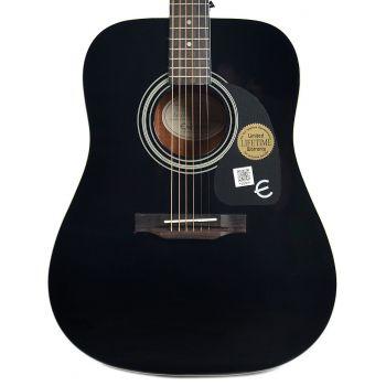 Epiphone PRO-1 Ebony Guitarra Acústica