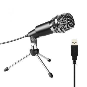 Fifine K668 Micrófono USB Podcast / Streaming / Grabación