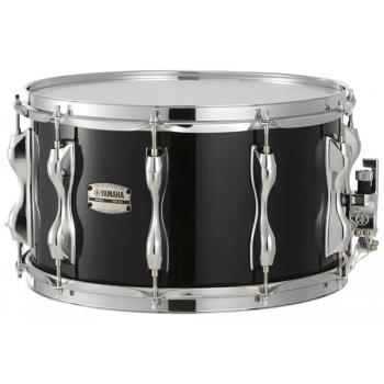 Yamaha Recording Custom Solid Black Caja 14x8 RBS1480SOB