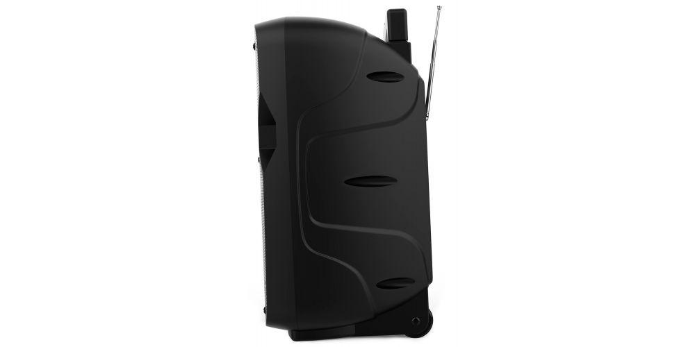 audibax denver 8 malibu controles side