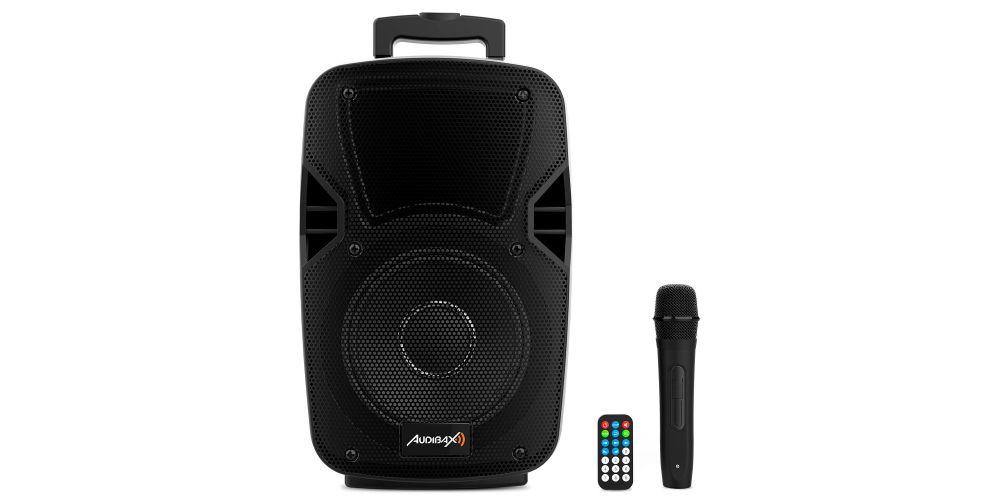 denver8 malibu audibax altavoz portatil