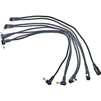 Ortega ODC8 Cable de Alimentación para Pedales