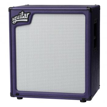 Aguilar SL410X4-RP Pantalla para Bajo 800w 4 Ohms Royal Purple