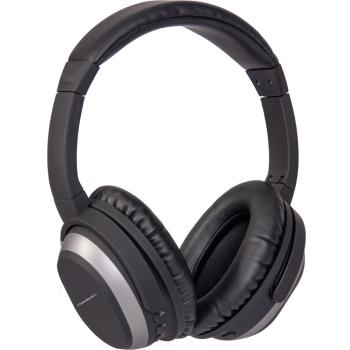 Madison MAD-HNB150 Auricular Bluetooth y Cable con Reductor de Ruidos