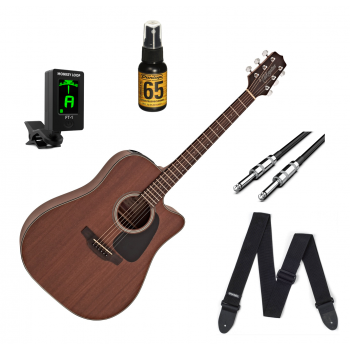Takamine GD11MCE NS Guitarra Electro Acústica Bundle