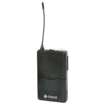 Chord NUBP-863.8MHz Transmisor de Petaca para Sistemas NU2