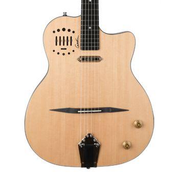 GODIN Multiac Gypsy Jazz Natural. Guitarra Acústica + Funda