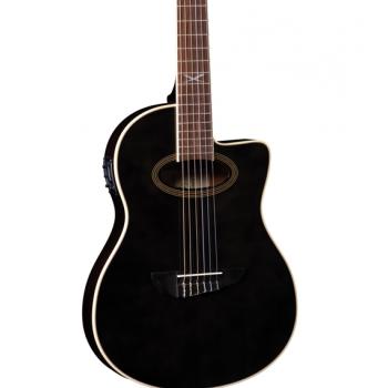 Eko NXT Nylon N100CE Black Guitarra Acustica