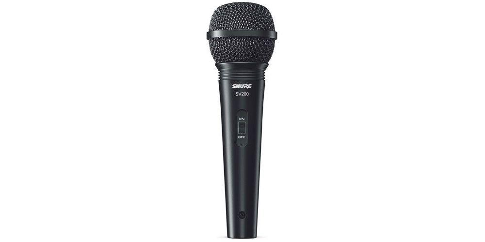 SHURE SV200 Micrófono vocal
