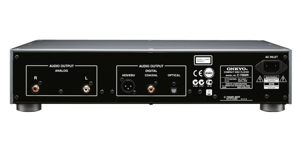 onkyo c7000r s compact disc alta gama