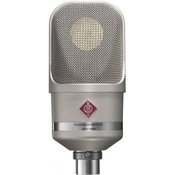 NEUMANN TLM-107 NI Micrófono Multipatrón de Condensador Niquel