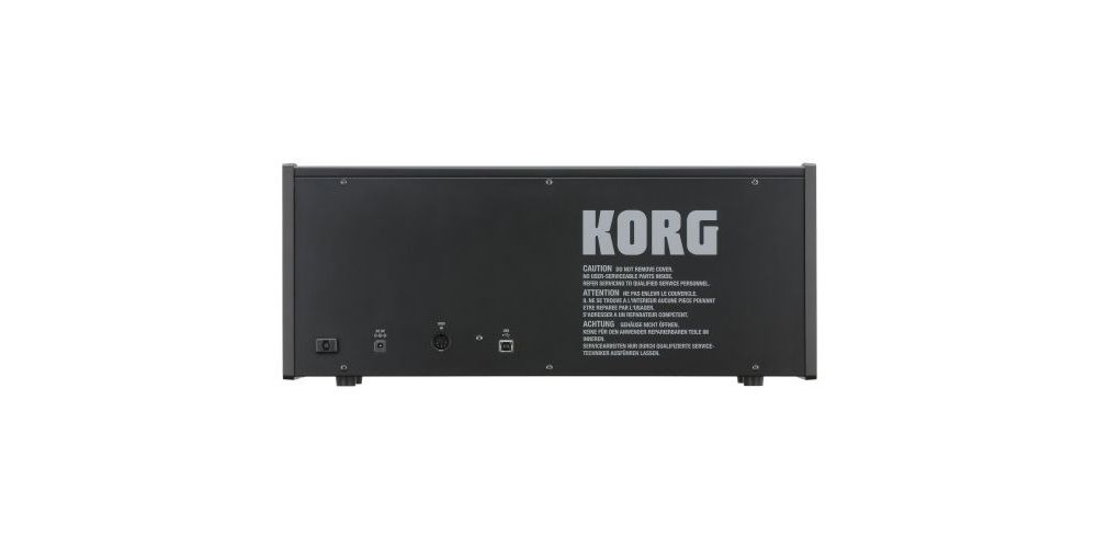 korg ms20 mini sintetizador conexiones