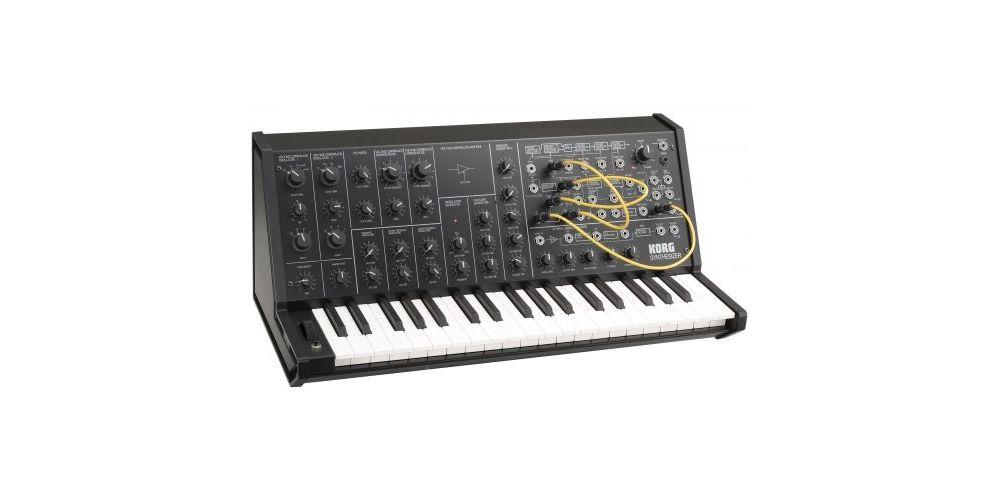korg ms20 mini sintetizador