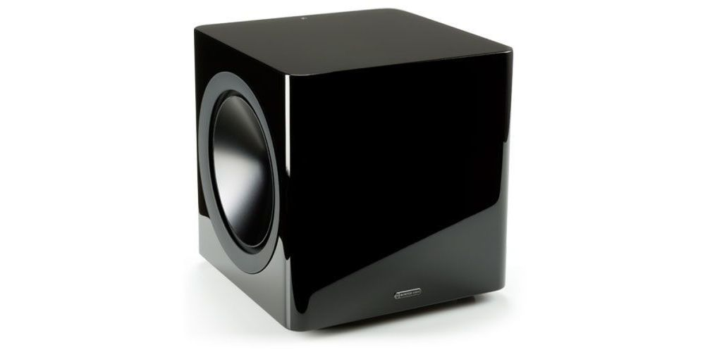 radius 390 black monitoraudio