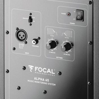 FOCAL ALPHA 65 Monitor Estudio, Und